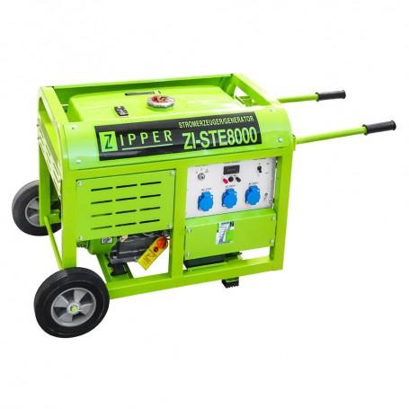 Generator 8000W ZI-STE8000 Zipper