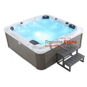 Pag - Hidromasažni bazen 200x200x90 cm