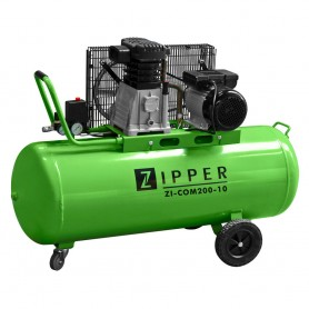 Compressor 10bar 200l ZI-COM200-10 Zipper