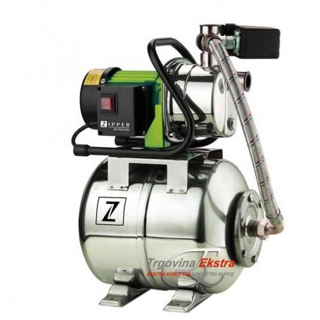 Stainless steel garden pump ZI-HWW1200N 1200W Zipper Maschinen