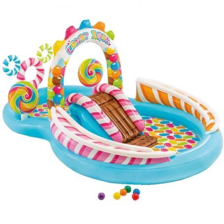 Intex-Candy Zone vodena igraonica 295x191x130
