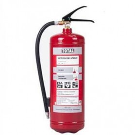 Vatrogasni aparat TOTAL S6PG/PG6PDY