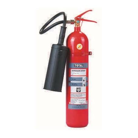 Vatrogasni aparat TOTAL C02 5KG