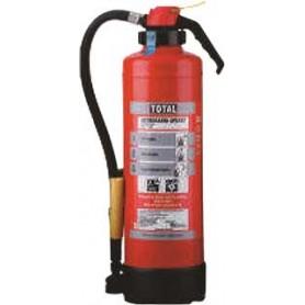 Vatrogasni aparat TOTAL pjena S6SK BOČICA 6L, 6 JG
