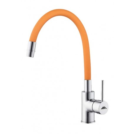 Slavina za sudoper Flex orange