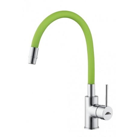 Slavina za sudoper Flex green