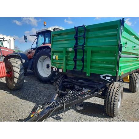 Prikolica traktorska 12 tona