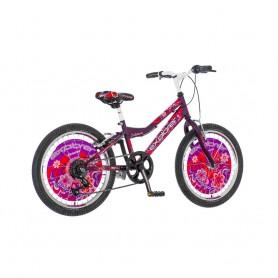 "Dječji bicikl Rhino 207 20"" ljubičasti"