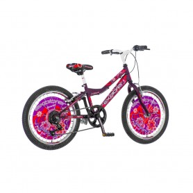 "Dječji bicikl Rhino 207 Explorer 20"" ljubičasti"