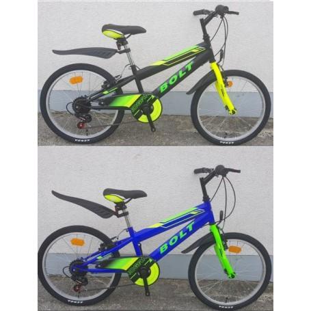 "Bolt-Diablo unisex mtb bike 20"""