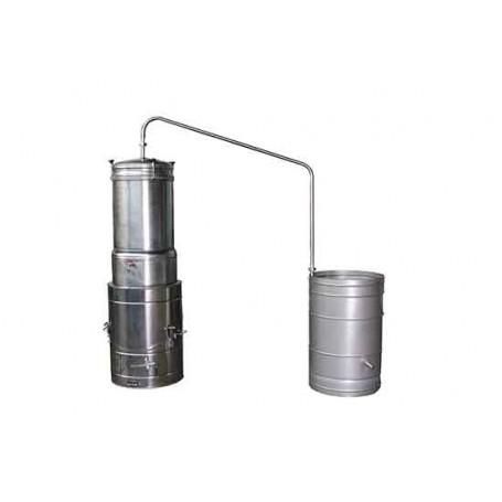 Kotao za destilaciju eteričnog ulja 120 litara