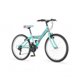 """Dječji bicikl Venssini 24"""" tirkizno-zeleni"""