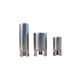 Stainless steel tank for alcohol 50 lit