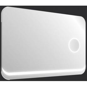 GALIA - OGLEDALO S LED RASVJETOM 90X60CM