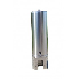 Stainless steel tank for alcohol 100 lit