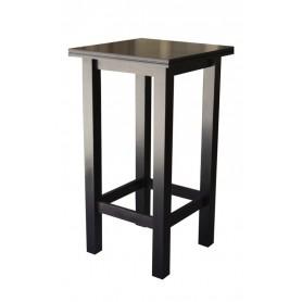 Barski stol Nora masiv visoki 60x60x105
