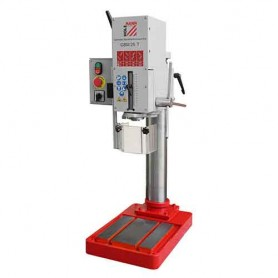 Gear driven drill press