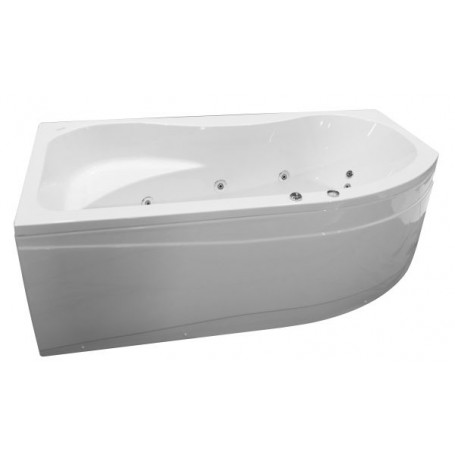 Hydromassage acrylic bath Elegant 170L Hidro