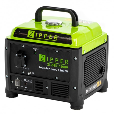 Generator inverter 1100W ZI-STE1200IV Zipper Maschinen