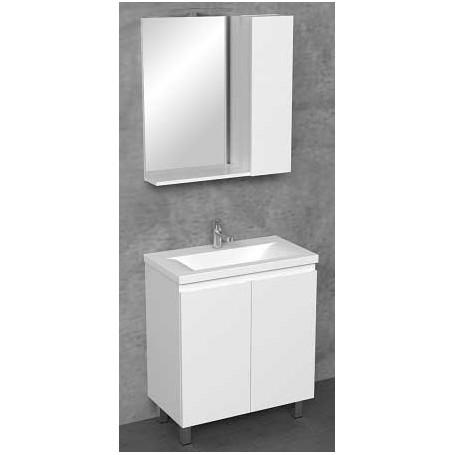 Bathroom set Rio Lux 70