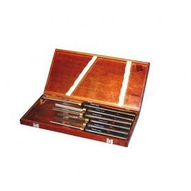 Quality chisel set 6pcs / H6TLG