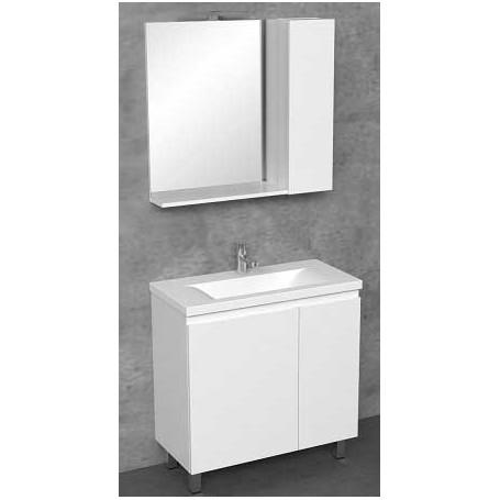 Bathroom set Rio Lux 80