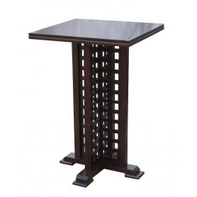 Barski stol MD170 masiv visoki 70x70x105
