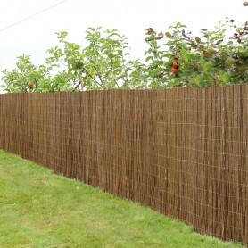 Ograda od pletene šibe Amerikanke - 0,9x5m (4,5m2)