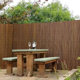 Ograda od pletene šibe Amerikanke - 1,2x5m (6m2)