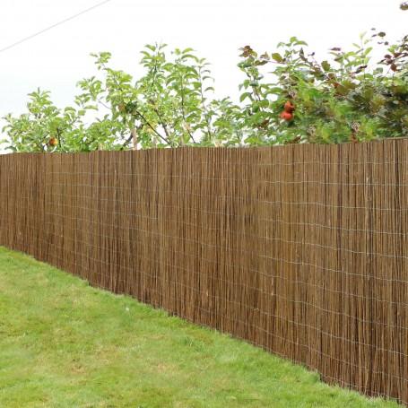 Ograda od pletene šibe Amerikanke - 1,5x5m (7,5m2)