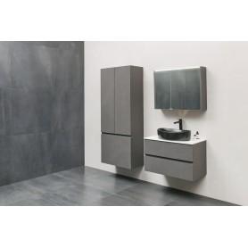 Brim 80 upper bathroom cabinet lino