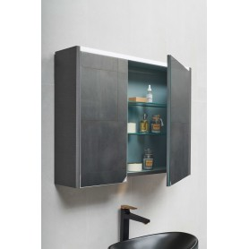 Brim 100 upper bathroom cabinet lino