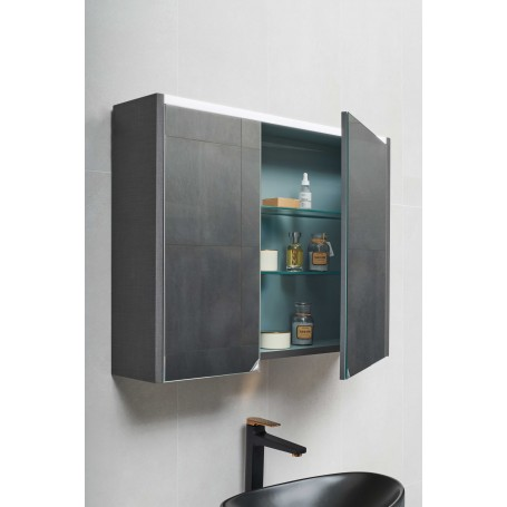 Brim 100 upper bathroom cabinet lino