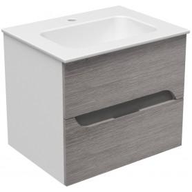 Mia 60 lower bathroom cabinet gray mara