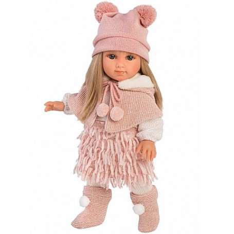 Lutka Elena s ravnom kosom - Llorens