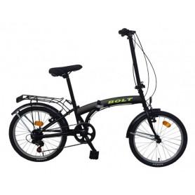 "Bicikl Dinamic Bolt,v-brake,6/brzina,sklopivi,20"" - C"