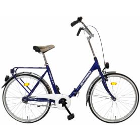 """Bicikl SPRING-MAXI PONY,nožna kočnica torpedo/velosteel,24"""",velosteel,plavi - C"""