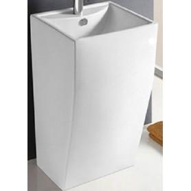 Freestone ceramic washbasin Allison