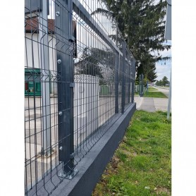 Panel ograda Ekstra H:1230 mm x 2500 mm x 4,00 mm