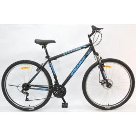 """Bicikl """"Dinamic - Fire"""" 29"""", crno-plavi, muški"""