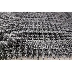Vibrating mesh 40x40 - 3.4 mm