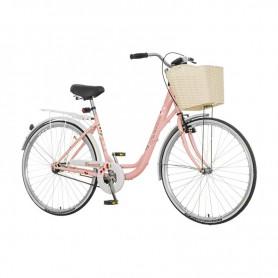 "Gradski bicikl 264 Diamant 26"" roza"