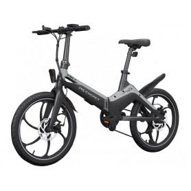 MS Energy e-bike i10 black gray