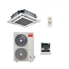VIVAX cassette air conditioner inverter ACP-12CC35AERI R32 - inv. 4,1 KW