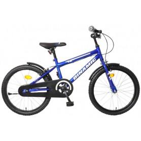 """Bicikl""""Dinamic""""1/br,20"""",V-brake,pvc blatobrani,muški,plavi"""