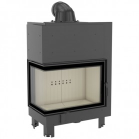 MBA L / BS / SG built-in fireplace