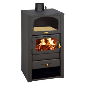 Prity K2 fireplace with niche