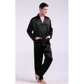 Svilena duga muška pidžama 22mm