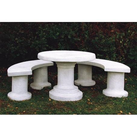 Table d 98 cm, w 250 kg
