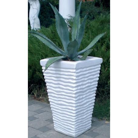 Jardiniere gray 38x38x66 cm, 58 kg w